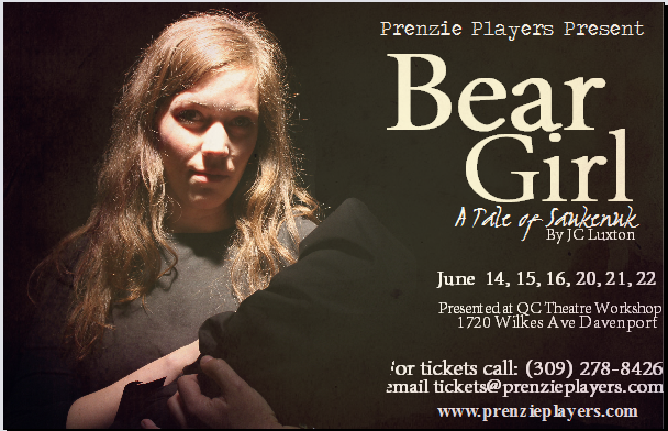 Poster for Bear Girl