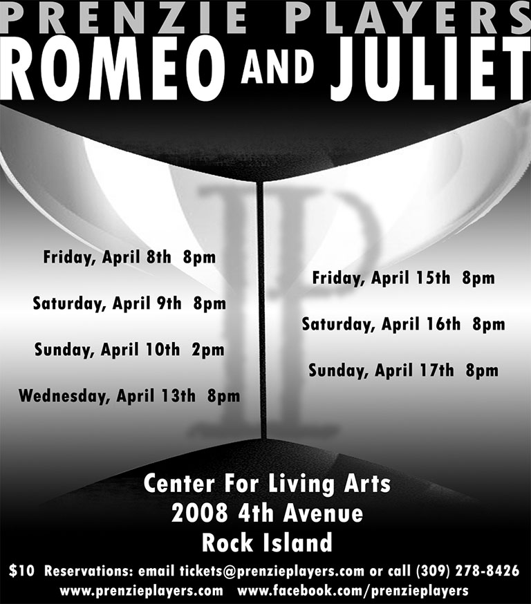 Poster for Romeo and Juliet