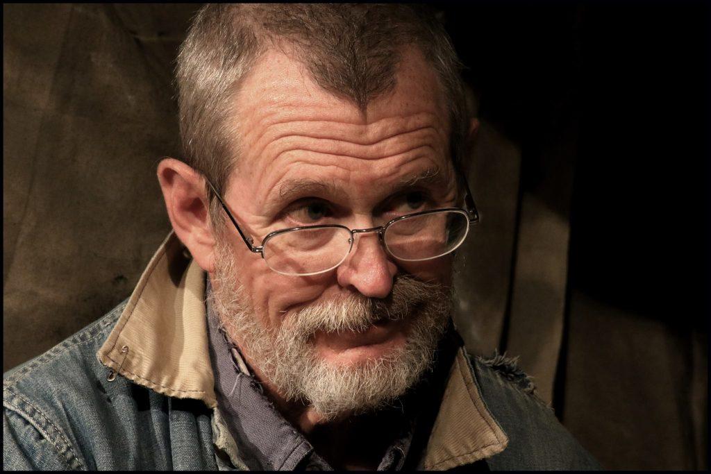Michael Carron as Apemantus