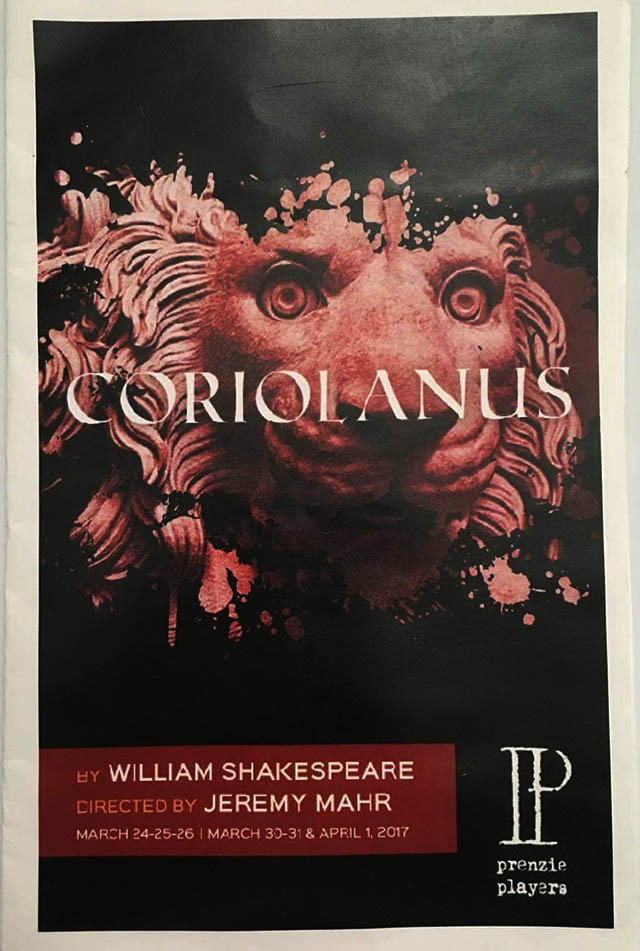 Coriolanus Program