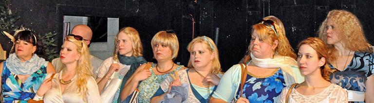 The Princess Squad. Photo Credit: Jesse Mohr