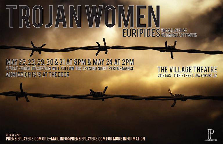 Poster for Trojan Women