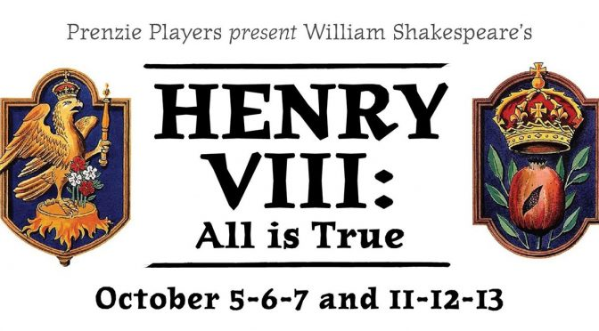 Henry VIII is History!