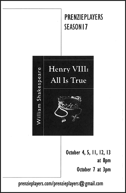Henry VIII program
