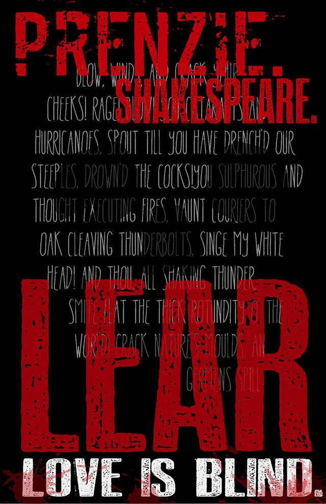 Poster for Lear