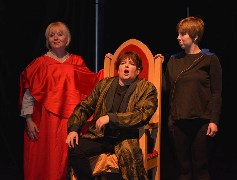 Faustus Picture: Denise Yoder and others