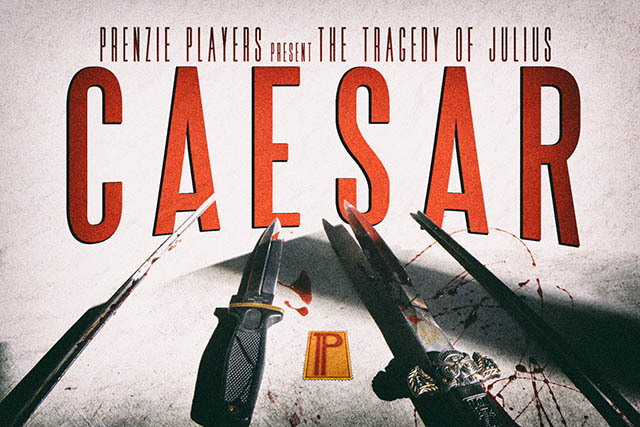 Promo Postcard for Caesar