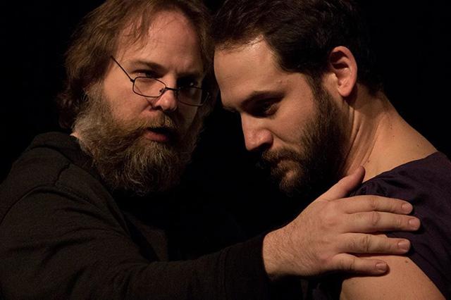 Coriolanus: Adam Lewis and Jarrod DeRooi