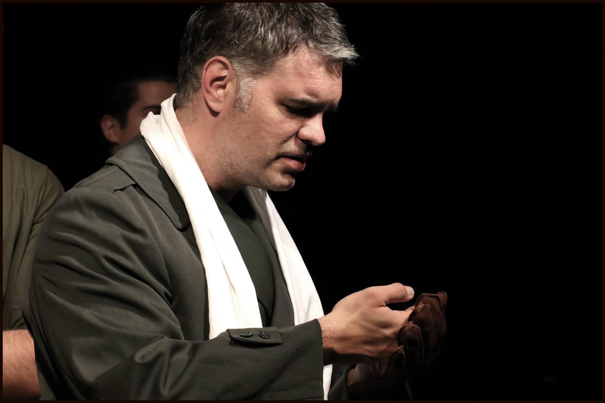 Andy Koski as Alcibiades