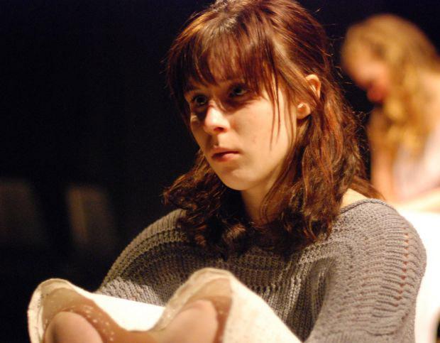 Gini Atwell as Antigone